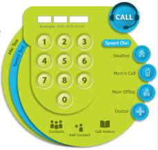 earthcaller.com dial pad